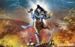 शिव ताण्डव फोटो