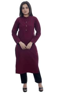 best woolen kurta